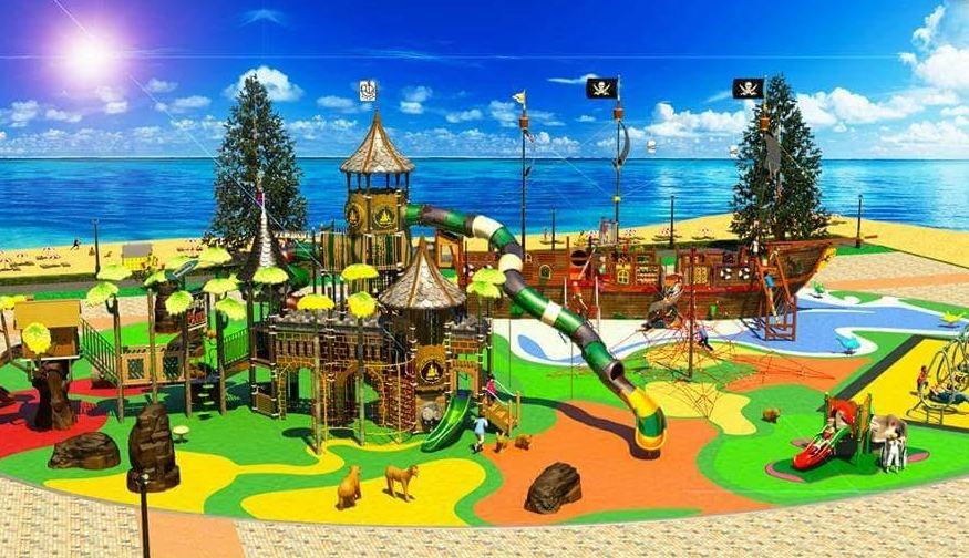 בקרוב: פארק ענק לילדים בחוף מיעמי
