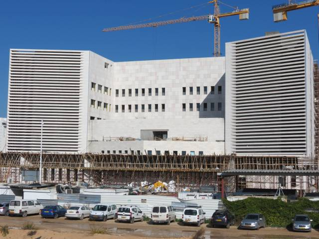 בשעה טובה: החל גיוס העובדים הראשונים לבית החולים החדש באשדוד