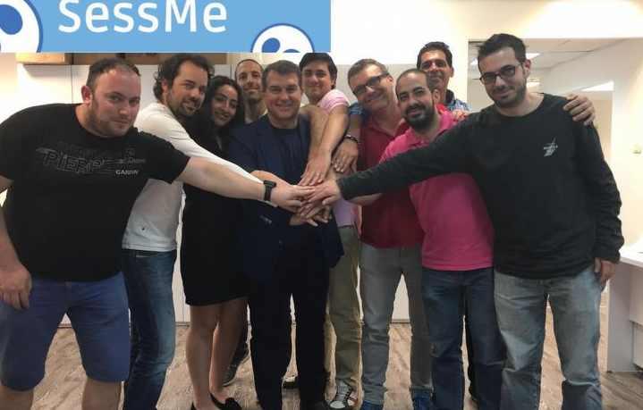 ז'ואן לאפורטה רכש את אפליקציית המסרים הישראלית SessMe