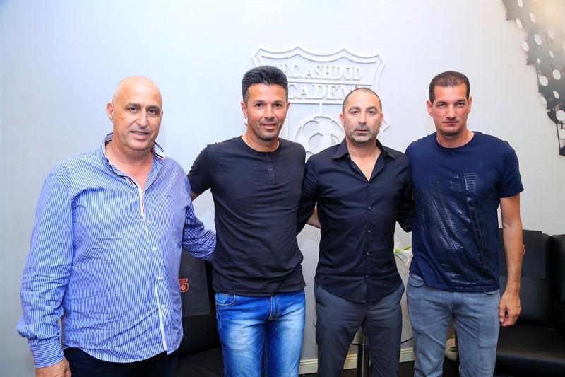 הצוות המוביל בעונה הבאה את מ.ס אשדוד בליגת העל