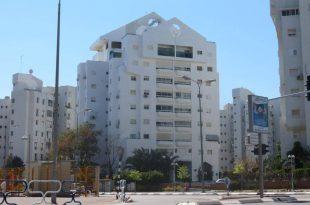 בניינים לבנים