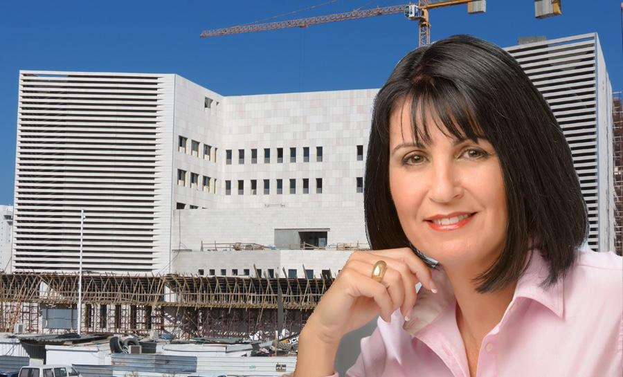 הלן גלבר נגד בית החולים באשדוד!