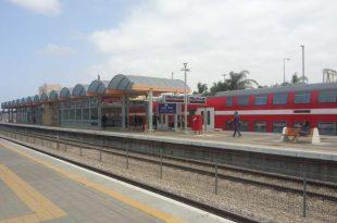 תחנת רכבת אשדוד