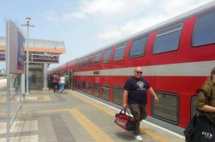 רכבת ישראל תחנה אשדוד