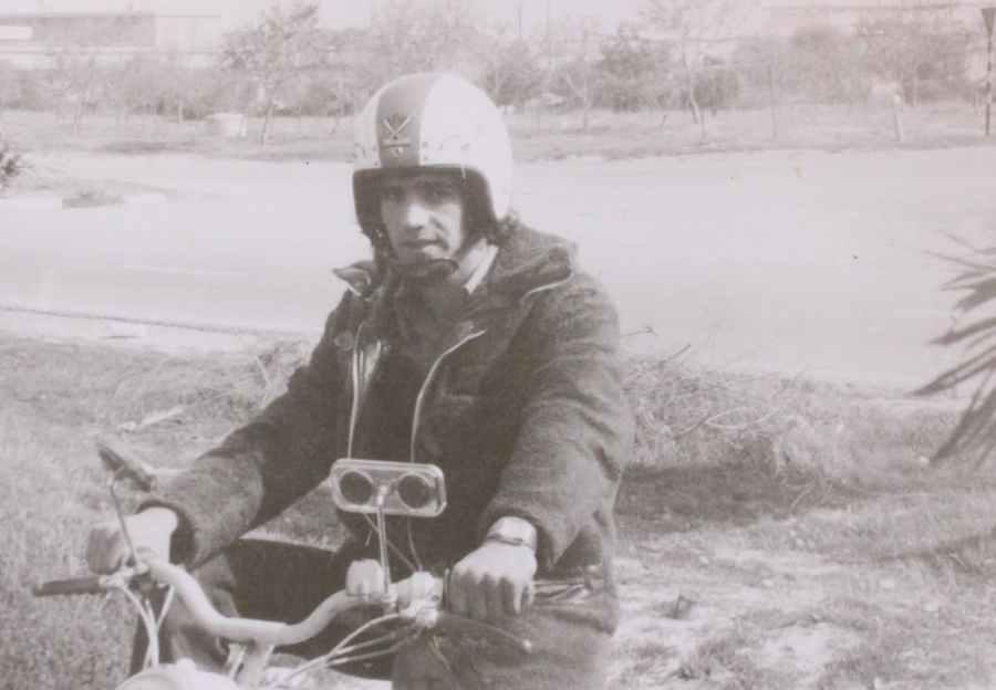 מופע הקסטות - לזכרו של הנער עם האופנוע הירוק