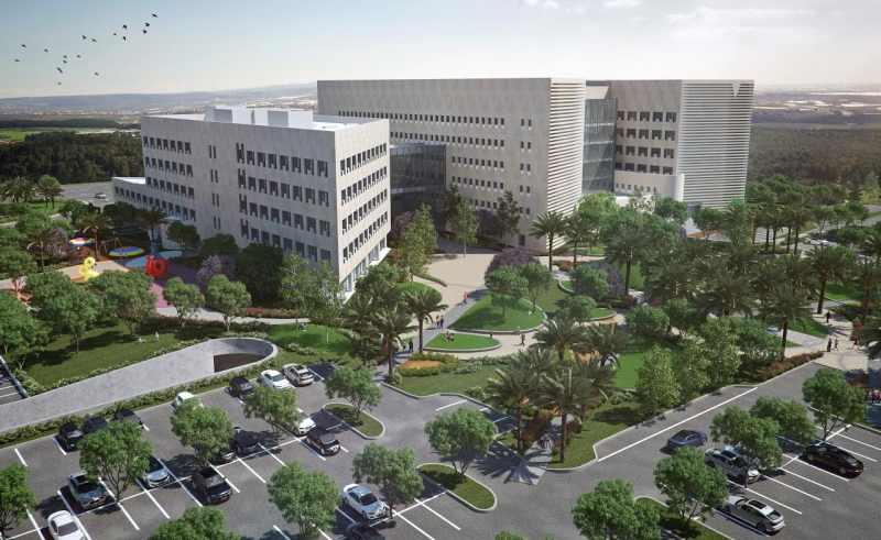 בית החולים הציבורי אסותא אשדוד החל לגייס צוותים רפואיים