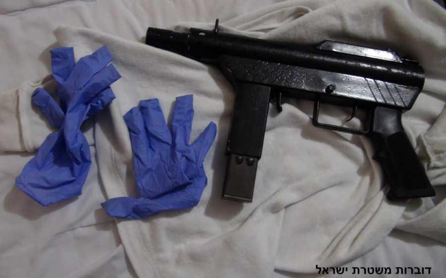 נעצרה כנופייה מסוכנת מהדרום שסחרה בנשק