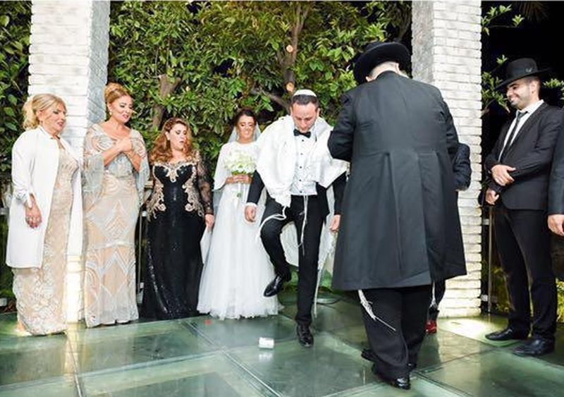 שיר ופלג חגגו חתונה מהסרטים