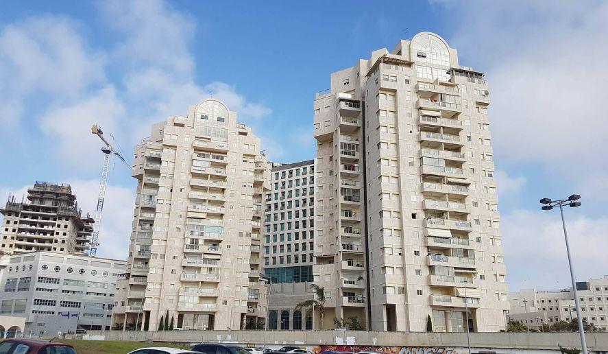 שכונת סיטי אשדוד