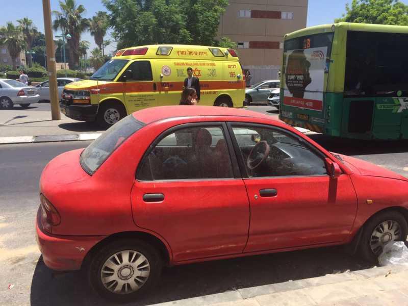 מציל חיים: מערכת מיוחדת למניעת שכחת ילדים ברכב בדרכם אל הגן