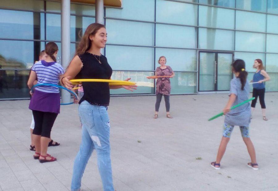 קייטנת אומנויות לילדים ונוער על הספקטרום האוטיסטי