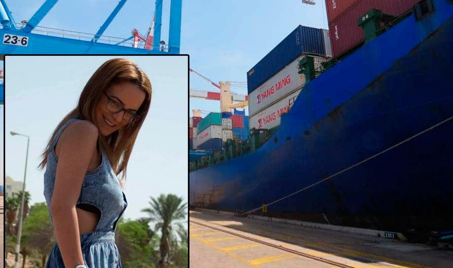 היסטוריה בנמל אשדוד: סוורית ראשונה נקלטה לעבוד מאז קום הנמל