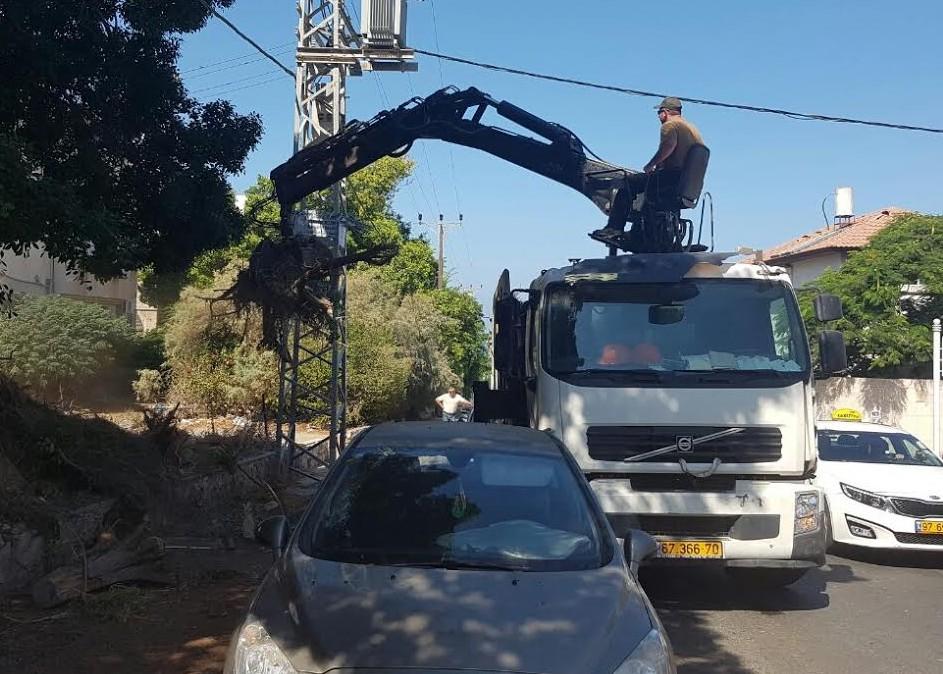 עיריית אשדוד נערכת לחגי תשרי