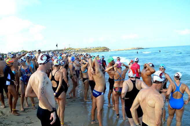 בשישי תתקיים לראשונה באשדוד תחרות שחייה בים