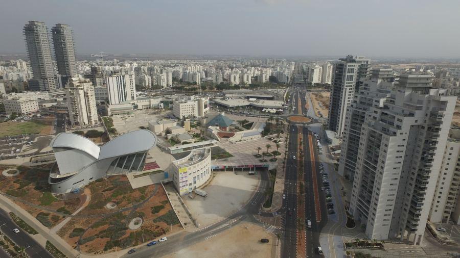 עיריית אשדוד מבט על