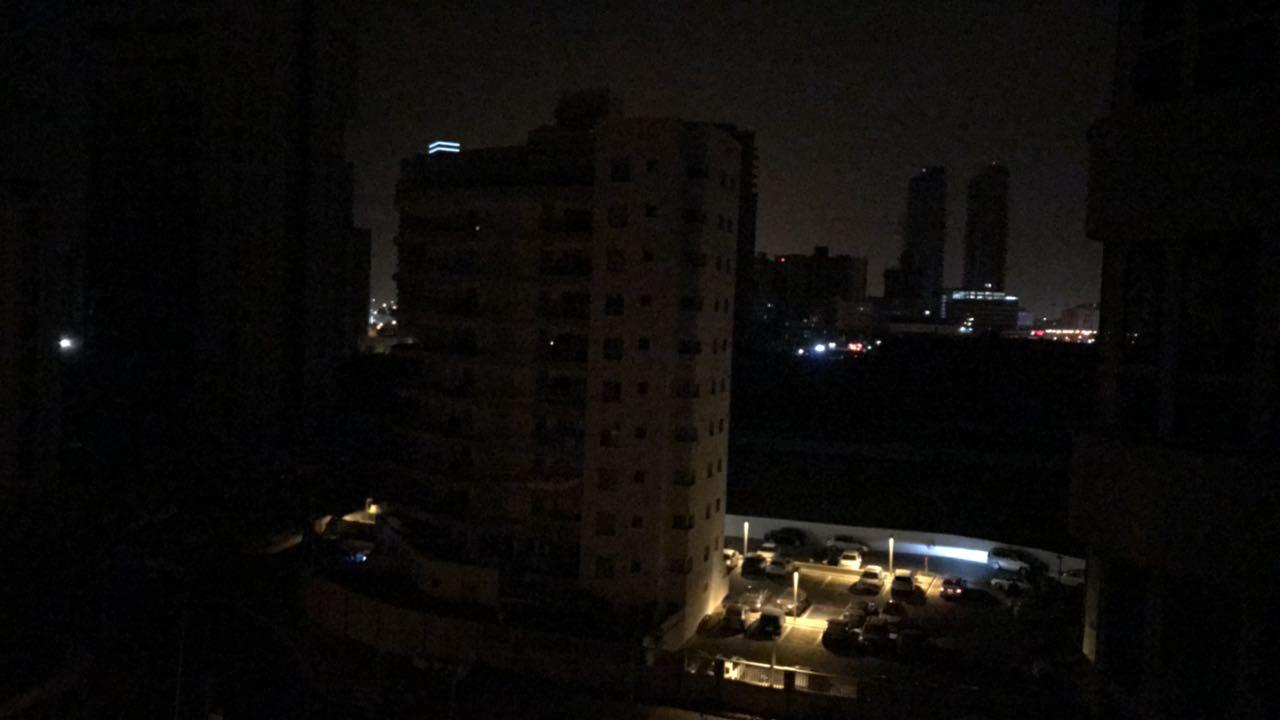 בשעה האחרונה: הפסקת חשמל ברובעים רבים בעיר