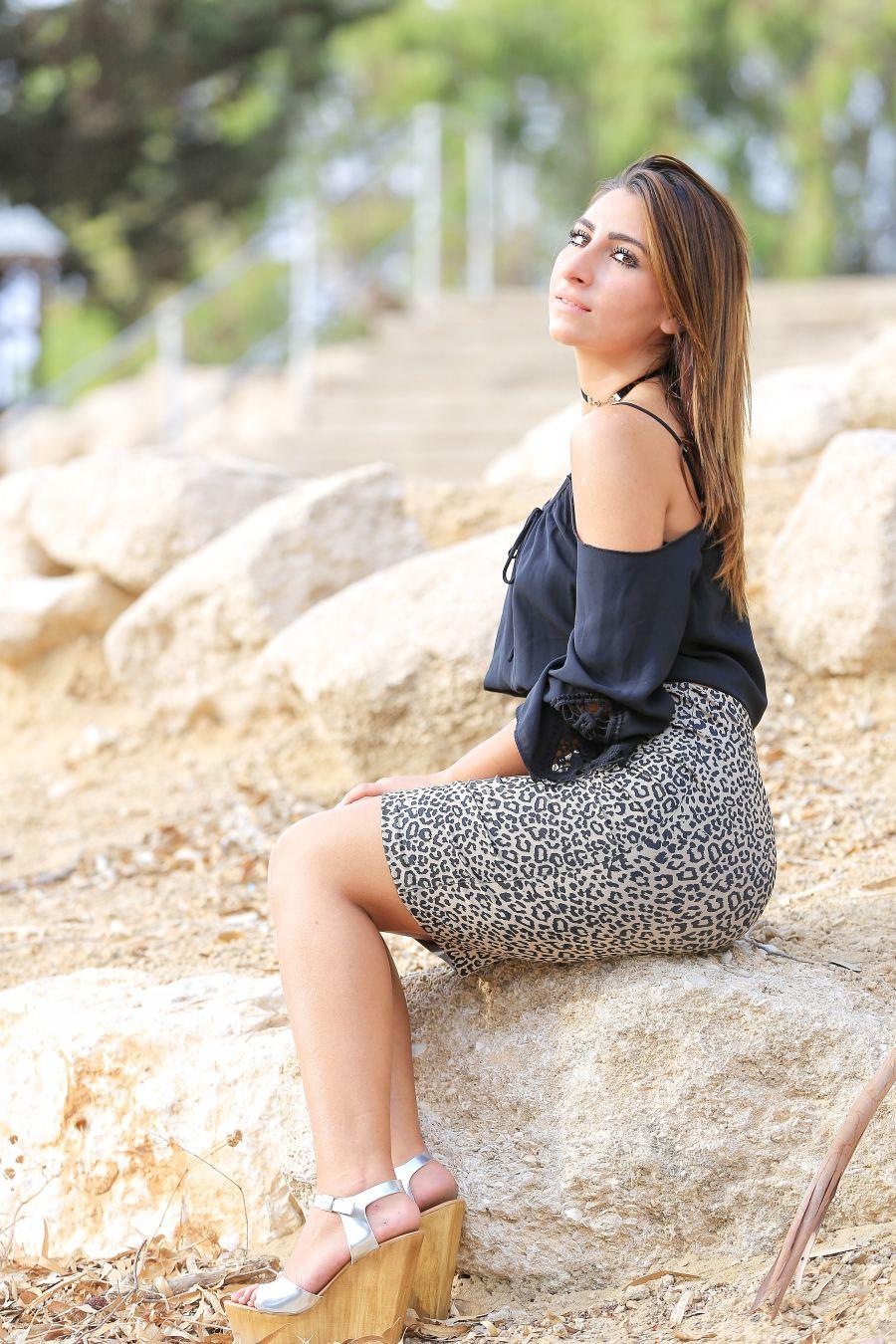 הפוטוגנית: קלי ליאל בן-עזרא