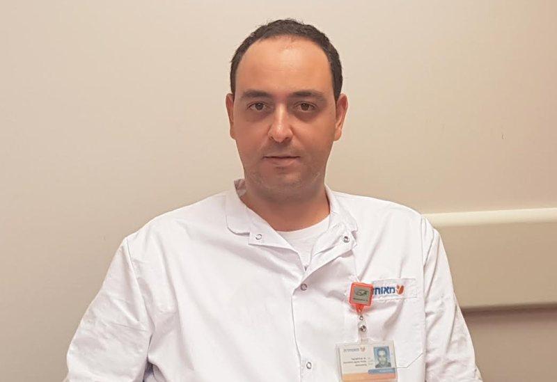 קובי בן סימון מונה למנהל מכון הפיזיותרפיה במאוחדת