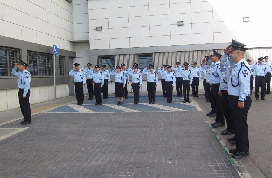 מפקד חדש לתחנת משטרת אשדוד