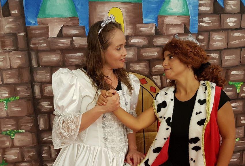 דצמבר של הצגות לילדים בחינם בקניון אשדוד!