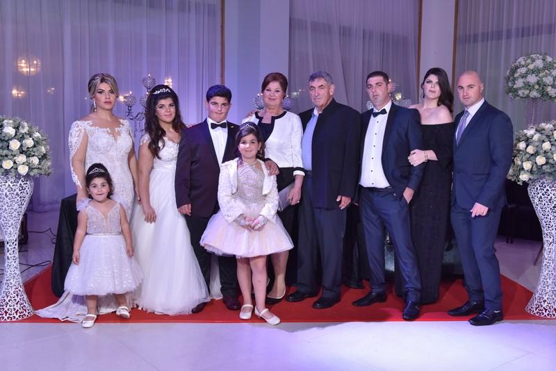 """אירוע נוצץ למשפחת בר שלום מאשדוד: לאונאל חגג בר מצווה ב""""הרמוניה בגן"""""""