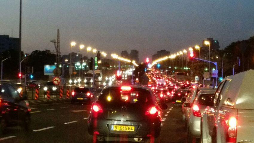 לידיעת התושבים: החל ממחר צמצום נתיבים וחסימות כבישים במסגרת פרויקט התחבורה