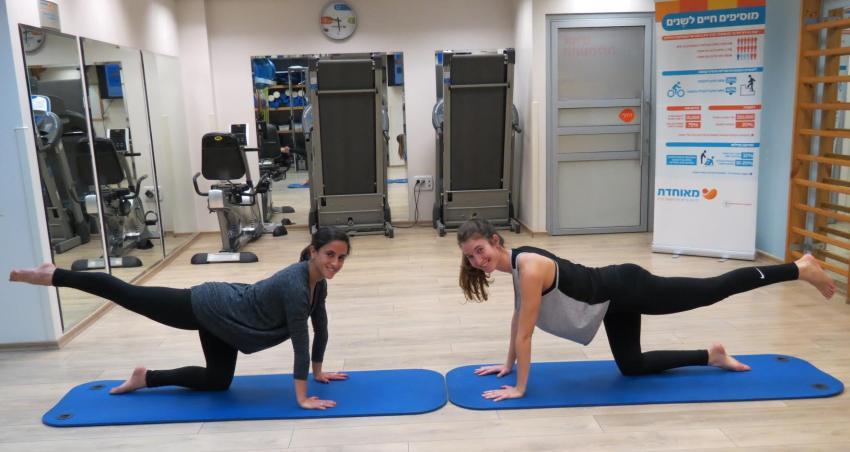 המלצת מאוחדת לעיצוב הגוף וחיזוק השרירים