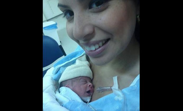 נולד בשבוע ה-26 במשקל של קילו, עבר 3 ניתוחים קשים וניצח את הכל