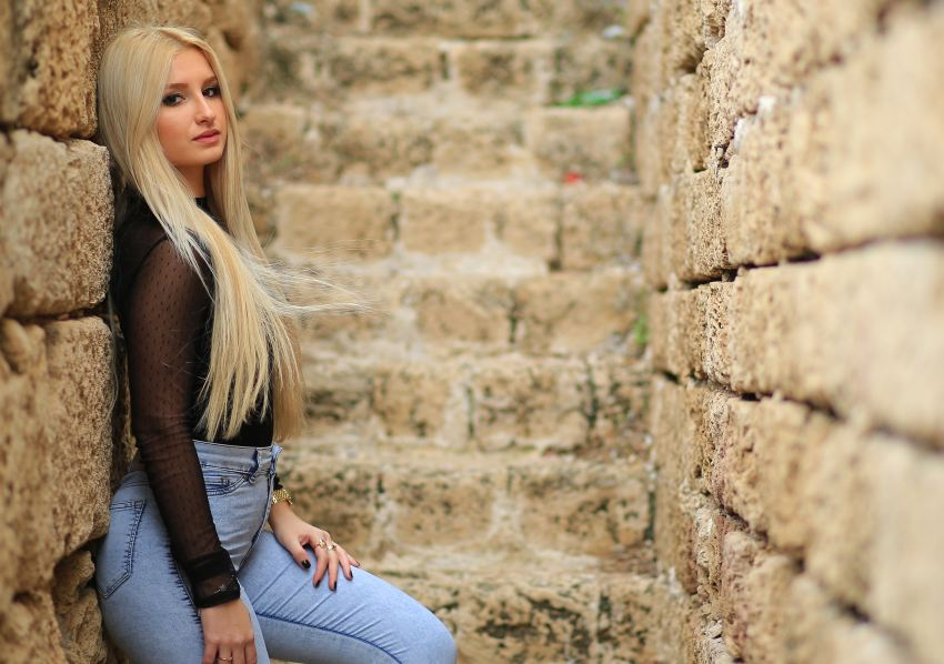 הפוטוגנית: ארינה בחשיאן