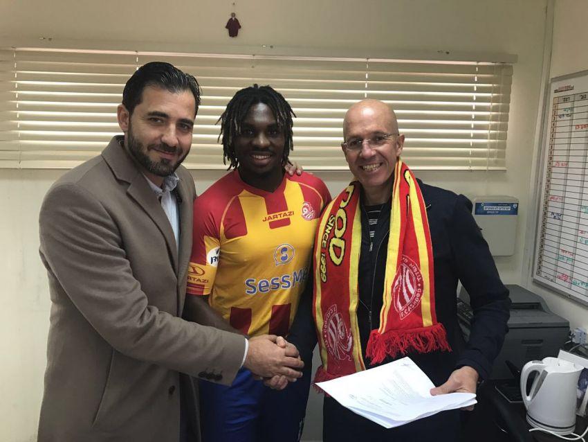 מנגה חתם במ.ס קרית-שמונה דורשת 750 אלף יורו עבור ברוסו