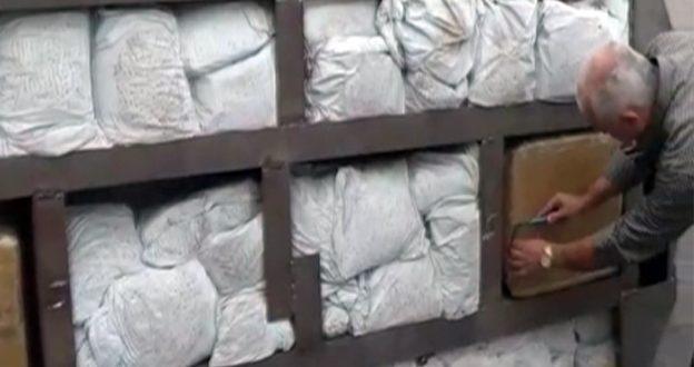 מטורף: נתפסו 1.5 מיליון כדורי ויאגרה בנמל אשדוד לאחר הברחת ענק