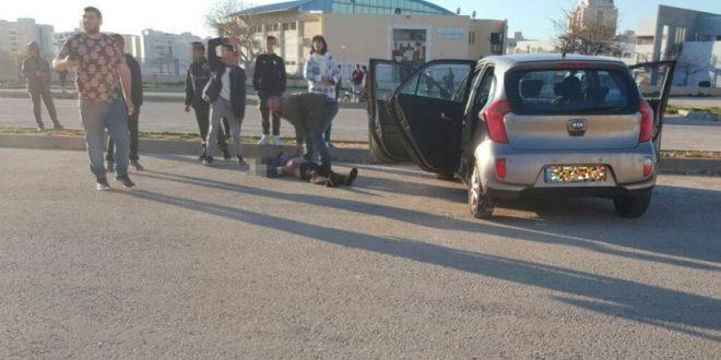 ראשוני: אדם נמצא ברכב נעול ללא הכרה - מאמצים להחיותו
