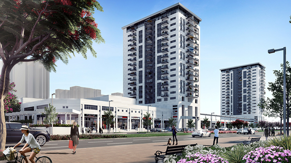 מאות יחידות דיור בעלות 260 מיליון שקל יבנו בכניסה לעיר