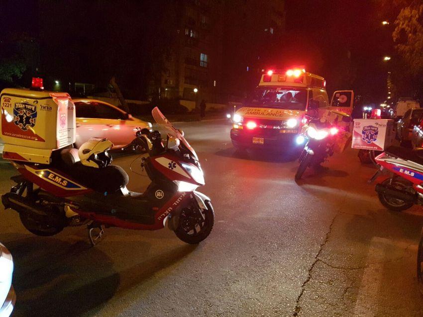 לא יאומן: תאונת שרשרת שניה בתוך שעה - עומסים כבדים במקום