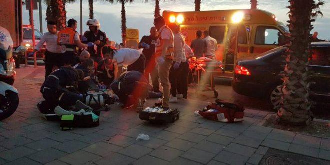 חיסול בעולם התחתון: אביחי ועקנין נרצח אמש בבת ים