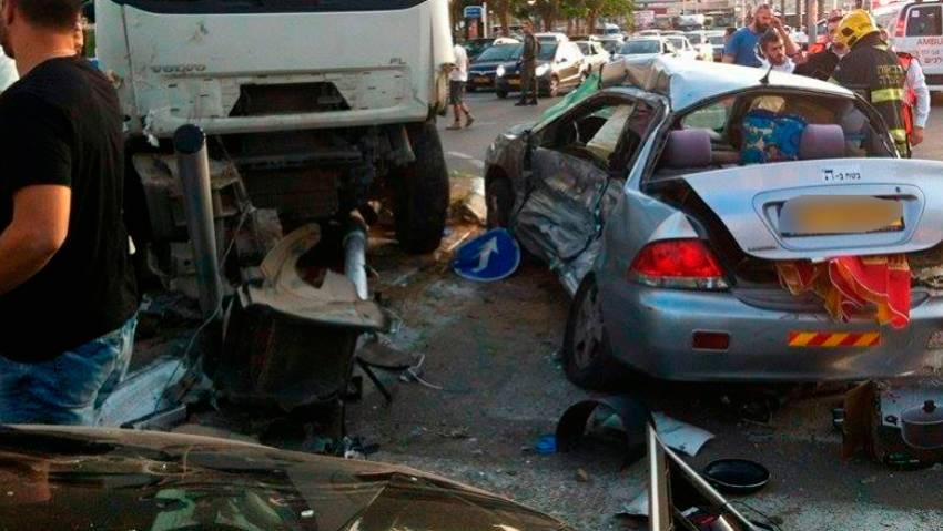 שדרות הרצל באשדוד - הרחוב הכי מסוכן בישראל