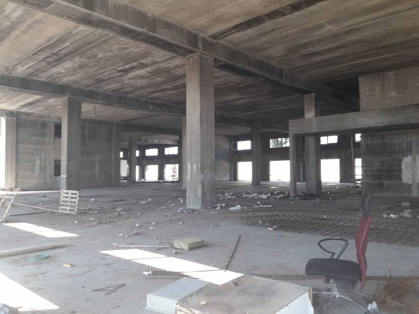 הסוף לשיממון: הבניין הענק והנטוש באשדוד נקנה ב- 25 מיליון שקלים