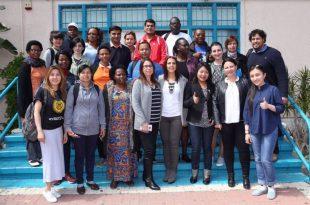 התמדה כסוד להצלחה: משלחת קידום נוער הגיעה לאשדוד