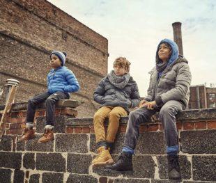 רשת Timberland משיקה קולקציית נעלי ילדים