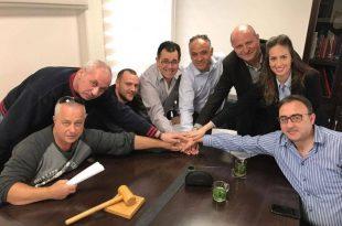"""הסכם קיבוצי מיוחד בין ההסתדרות למפעלים """"אשקלית """"ונתיבי נוי מקבוצת אשטרום"""