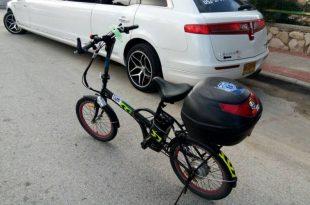 מביש: נגנבו האופניים החשמליים של מתנדב איחוד הצלה בזמן שטיפל באירוע