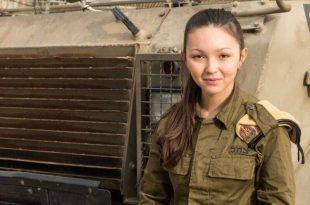 """מקזחסטן לחמ""""ל בגבול עזה"""
