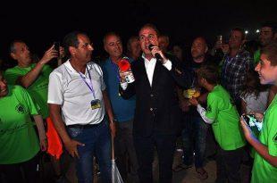 מעל 2300 משתתפים במירוץ הלילה הראשון של אשדוד