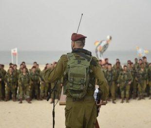 מיולי הקרוב: חיילים וחיילות יחוייבו להסתובב עם גז פלפל