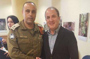 מפקד פיקוד העורף ביקר באשדוד