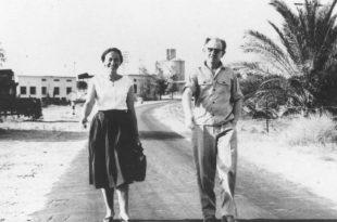 'דועט' - מפגש עם יוצר על סיפור חייהם של הסופרים יונת ואלכסנדר סנד
