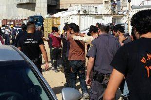 """מבצע גדול של משטרת אשדוד כנגד שב""""חים"""