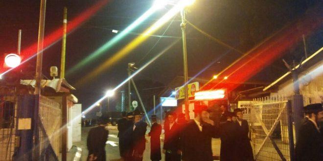 עשרות קיצונים פרצו הלילה לכלא בעקבות מעצר עריקה מאשדוד