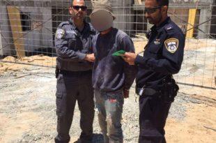 """פעילות מוגברת של המשטרה לאיתור שבחי""""ם באשדוד"""