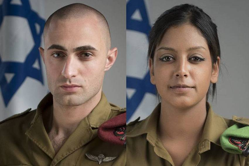 מצדיעים לכם: 2 חיילים מאשדוד קיבלו היום אות הצטיינות מהנשיא
